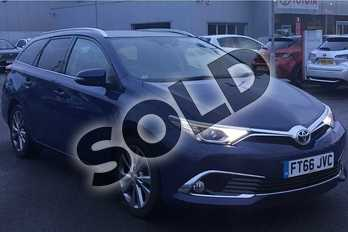 Toyota Auris 1.2T Excel TSS 5dr CVT in Lunar Shadow at Listers Toyota Lincoln