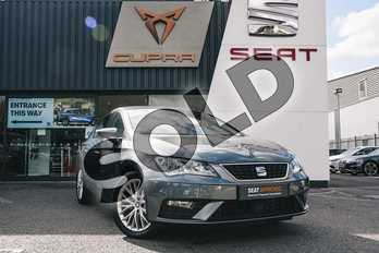 SEAT Leon 1.2 TSI SE Dynamic Technology 5dr in Grey at Listers SEAT Coventry