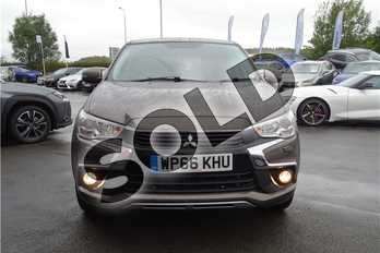 Mitsubishi ASX 1.6 3 5dr in Metallic - Granite brown at Listers Toyota Lincoln