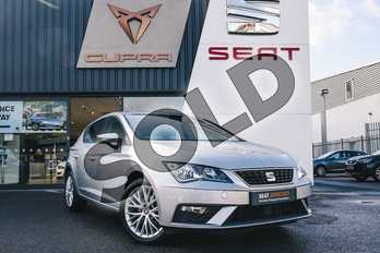 SEAT Leon 1.2 TSI SE Dynamic Technology 5dr in Silver at Listers SEAT Coventry