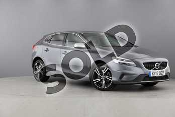 Volvo V40 D2 (120) R DESIGN Pro 5dr Geartronic in Osmium Grey at Listers Volvo Worcester