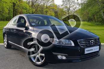Volvo S80 D4 (181) SE Lux 4dr in Magic Blue at Listers Volvo Worcester
