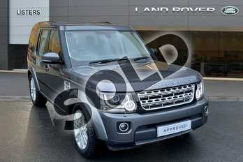 Land Rover Discovery 3.0 SDV6 (256hp) HSE in Corris Grey at Listers Land Rover Hereford