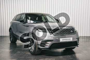 Range Rover Velar D240 R-Dynamic S in Eiger Grey at Listers Land Rover Solihull