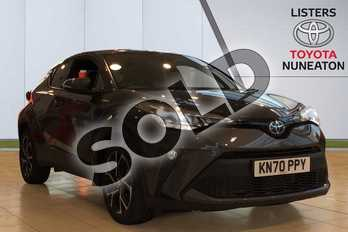 Toyota C-HR 1.8 Hybrid Design 5dr CVT in Grey at Listers Toyota Nuneaton