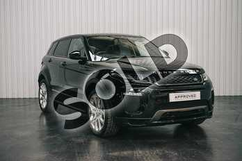 Range Rover Evoque 2.0 TD4 HSE Dynamic 5dr Auto in Santorini Black at Listers Land Rover Solihull