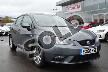 SEAT Ibiza 1.2 TSI 90 SE Technology 5dr in Metallic - Technic grey at Listers Toyota Lincoln