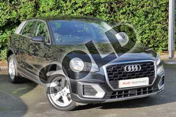 Audi Q2 1.4 TFSI Sport 5dr in Myth Black Metallic at Worcester Audi