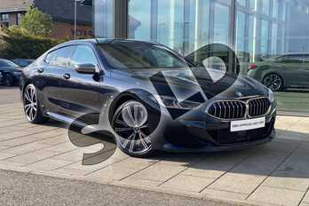 BMW 8 Series M850i xDrive 4dr Auto in Carbon Black at Listers King's Lynn (BMW)