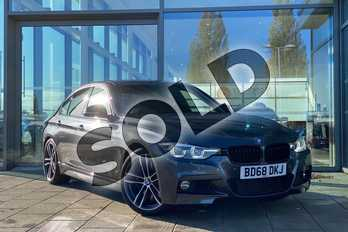 BMW 3 Series 340i M Sport Shadow Edition 4dr Step Auto in Mineral Grey at Listers King's Lynn (BMW)
