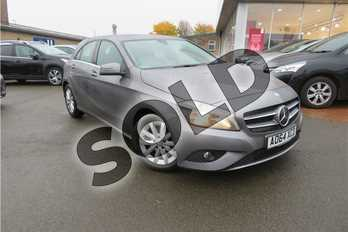 Mercedes-Benz A Class A180 CDI ECO SE 5dr in Metallic - Mountain grey at Listers Toyota Grantham