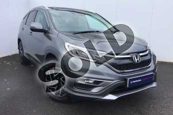 Honda CR-V 1.6 i-DTEC 160 SE Plus 5dr  in Grey at Listers Honda Solihull