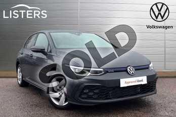 Volkswagen Golf 1.4 TSI GTE 5dr DSG in Dolphin Grey Metallic at Listers Volkswagen Loughborough