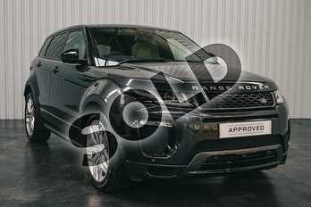 Range Rover Evoque 2.0 TD4 HSE Dynamic Lux 5dr Auto in Carpathian Grey at Listers Land Rover Solihull