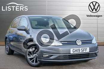 Volkswagen Golf 1.5 TSI EVO Match 5dr in Indium Grey at Listers Volkswagen Leamington Spa