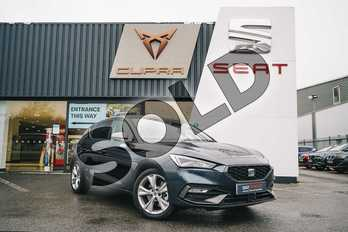 SEAT Leon 1.4 eHybrid FR 5dr DSG in Magnetic Grey at Listers SEAT Coventry