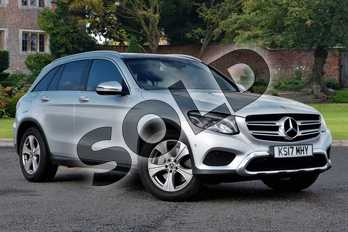 Mercedes-Benz GLC GLC 220d 4Matic Sport Premium Plus 5dr 9G-Tronic in Iridium Silver Metallic at Mercedes-Benz of Lincoln