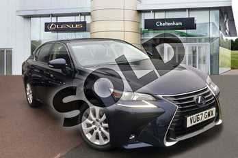 Lexus GS 300h 2.5 Executive Edition 4dr CVT in Blue at Lexus Cheltenham