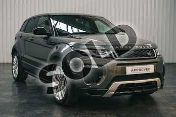 Range Rover Evoque 2.0 TD4 HSE Dynamic 5dr Auto in Corris Grey at Listers Land Rover Solihull