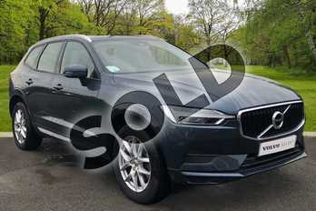 Volvo XC60 2.0 D4 Momentum 5dr AWD Geartronic in Denim Blue at Listers Volvo Worcester