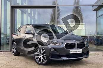 BMW X2 xDrive 20d Sport 5dr Step Auto in Mineral Grey at Listers King's Lynn (BMW)