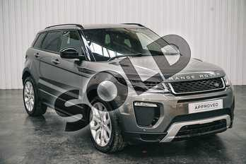 Range Rover Evoque 2.0 TD4 (180hp) HSE Dynamic in Corris Grey at Listers Land Rover Solihull