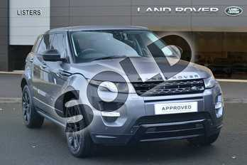 Range Rover Evoque 2.2 SD4 Dynamic 5dr Auto (9) (Lux Pack) in Corris Grey at Listers Land Rover Hereford