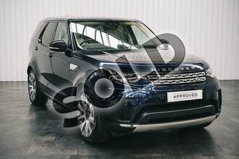 Land Rover Discovery 3.0 TD6 (258hp) HSE in Loire Blue at Listers Land Rover Solihull