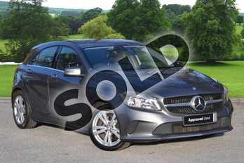 Mercedes-Benz A Class A180 Sport 5dr in Mountain Grey at Mercedes-Benz of Grimsby