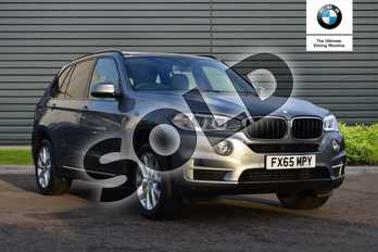 BMW X5 xDrive30d SE 5dr Auto (7 Seat) in Space Grey at Listers Boston (BMW)