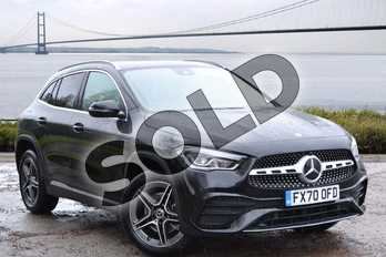 Mercedes-Benz GLA GLA 250e Exclusive Edition 5dr Auto in Cosmos Black Metallic at Mercedes-Benz of Grimsby