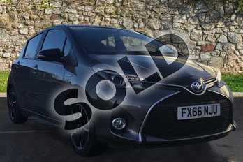 Toyota Yaris 1.5 Hybrid Design 5dr CVT in Platinum Bronze at Listers Toyota Boston