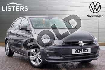 Volkswagen Polo 1.0 EVO SE 5dr in Urano Grey at Listers Volkswagen Leamington Spa
