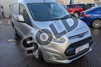 Ford Transit 1.5 TDCi 120ps Limited Van in Silver at Listers Volkswagen Van Centre Worcestershire