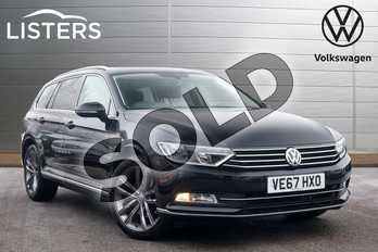 Volkswagen Passat 2.0 TDI GT 5dr DSG in Deep black at Listers Volkswagen Leamington Spa