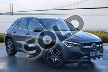 Mercedes-Benz GLA GLA 200 Sport Executive 5dr Auto in Mountain Grey Metallic at Mercedes-Benz of Hull