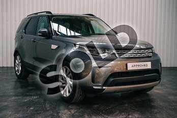 Land Rover Discovery 2.0 SD4 HSE 5dr Auto in Carpathian Grey at Listers Land Rover Solihull