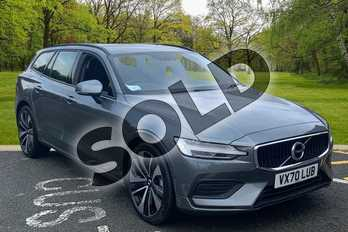 Volvo V60 2.0 D3 (150) Momentum Plus 5dr Auto in Osmium Grey at Listers Volvo Worcester
