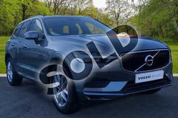 Volvo XC60 2.0 D4 Momentum 5dr AWD Geartronic in Osmium Grey at Listers Volvo Worcester