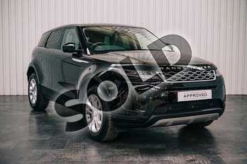 Range Rover Evoque P200 S Petrol MHEV in Santorini Black at Listers Land Rover Solihull