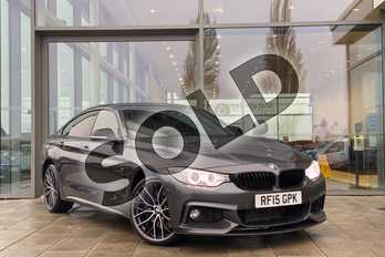 BMW 4 Series 430d xDrive M Sport 5dr Auto in Mineral Grey at Listers King's Lynn (BMW)