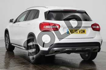Mercedes-Benz GLA GLA 200d AMG Line 5dr in polar white at Mercedes-Benz of Lincoln