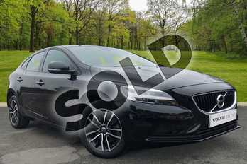 Volvo V40 T2 (122) Momentum 5dr in Onyx Black at Listers Volvo Worcester