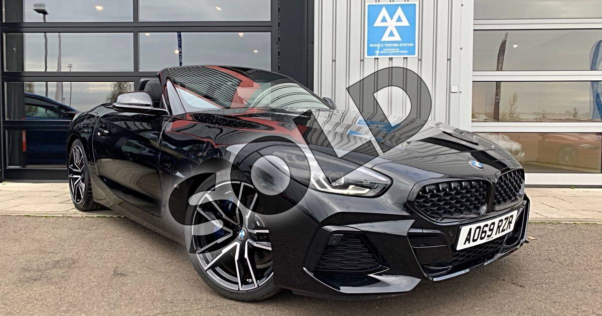 Bmw Z4 Sdrive 20i M Sport 2dr Auto For Sale At Listers