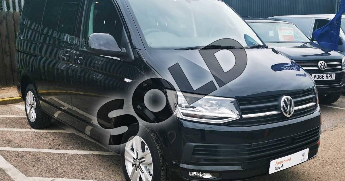Volkswagen Transporter 2 0 Bitdi Bmt 204 Highline Kombi Van Dsg For Sale At Listers Volkswagen Van Centre Worcestershire Ref 015 U254750