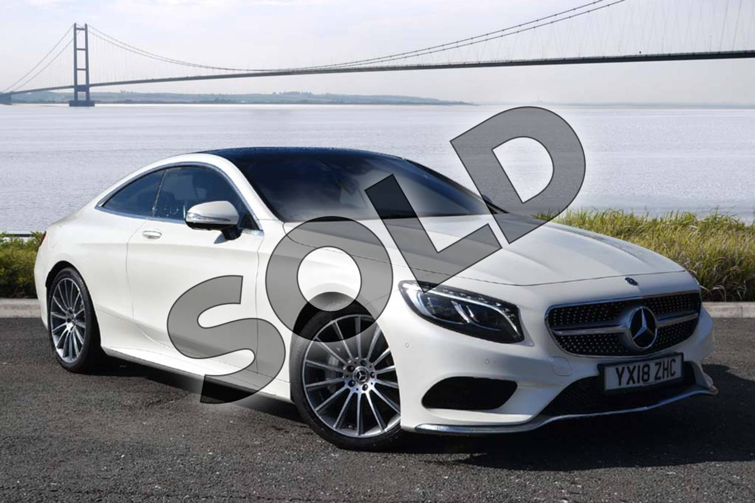Mercedes-Benz S Class S500 AMG Line Premium 2dr Auto For