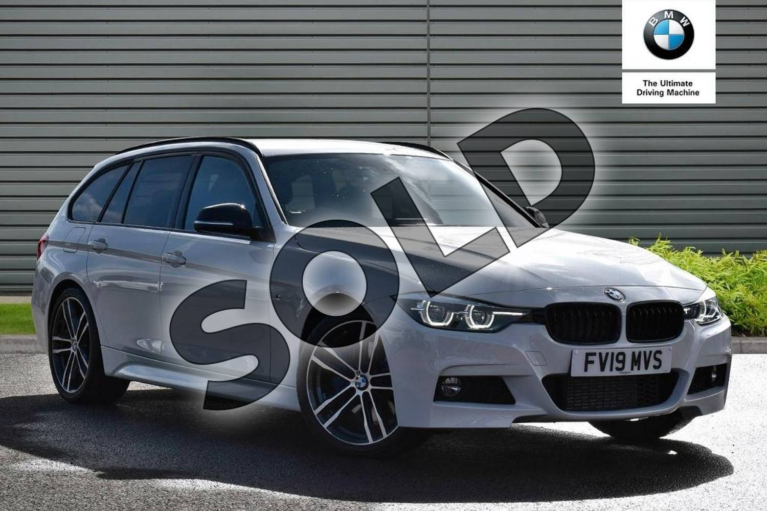 Bmw 3 Series Touring Special Edition 320d M Sport Shadow