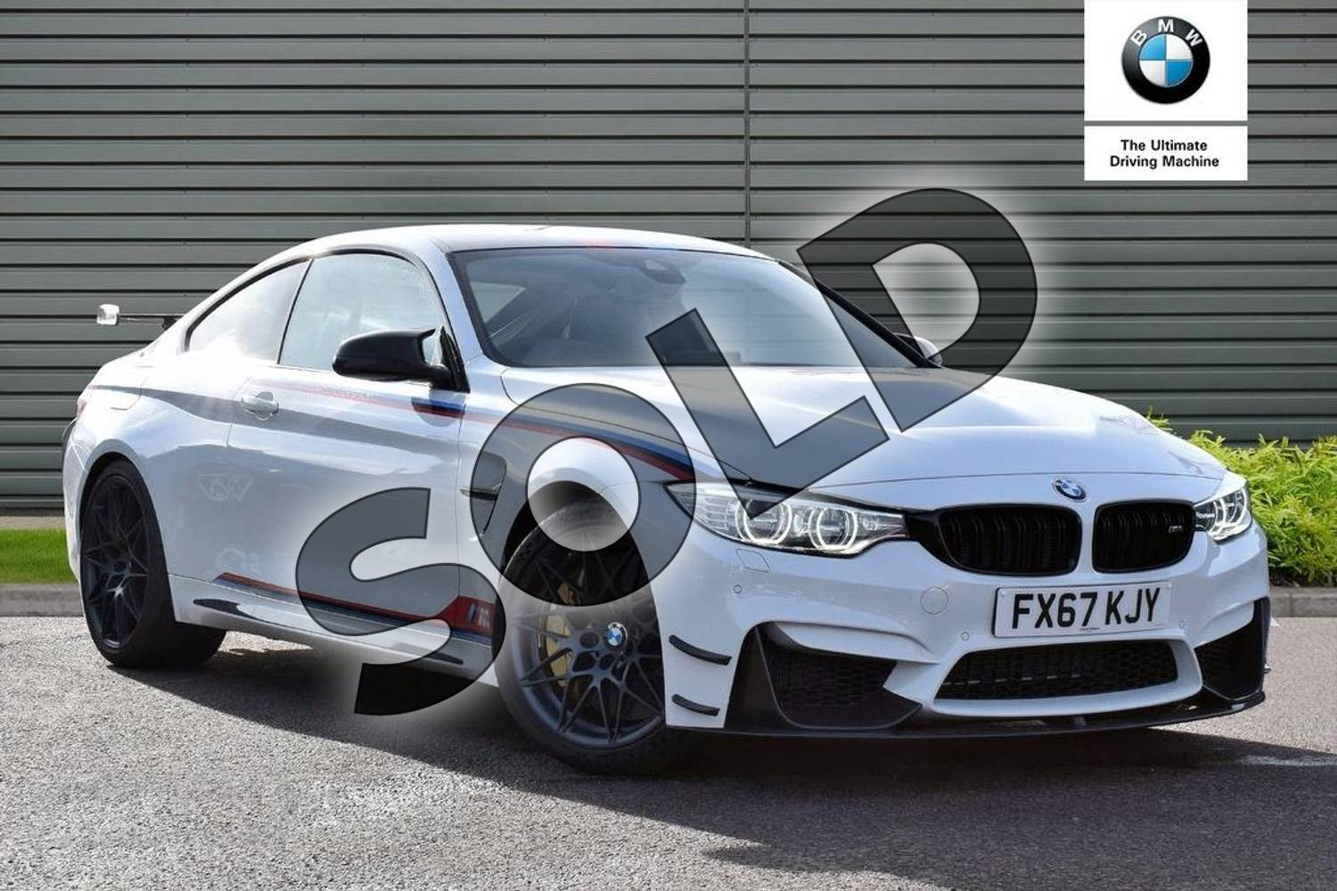 Bmw M4 Dtm Champion Edition Coupe For Sale At Listers
