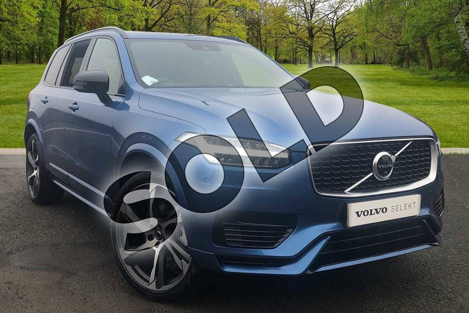 Volvo Xc90 2 0 T8 Hybrid R Design Pro 5dr Geartronic For