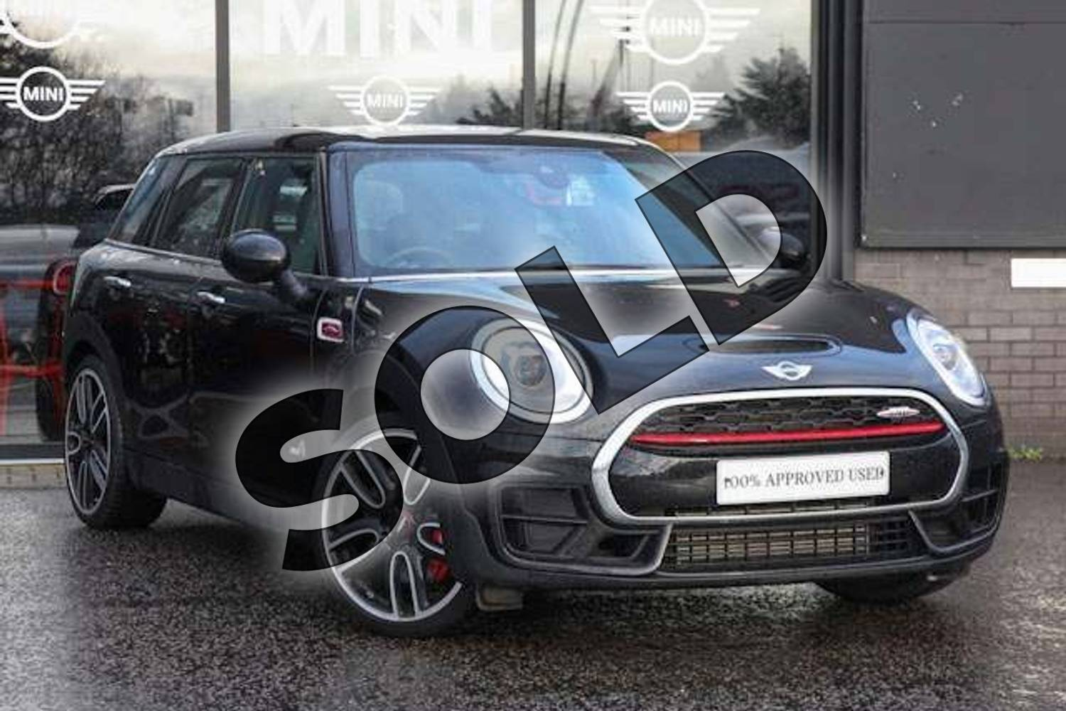Mini Clubman 20 John Cooper Works All4 6dr Auto For Sale At